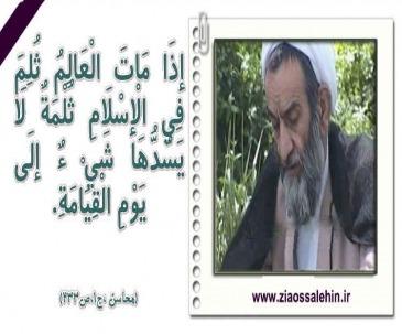 آيت الله محمد شجاعی(ره)