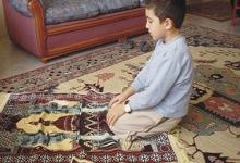 آموزش نمازه به کودکان
