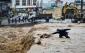 پیام در پی جاری شدن سیل در استانهای آذربایجان شرقی، آذربایجان غربی، کردستان و اردبیل